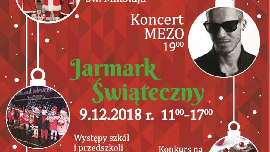 8-9.12. Mikołajki i Jarmark Świąteczny