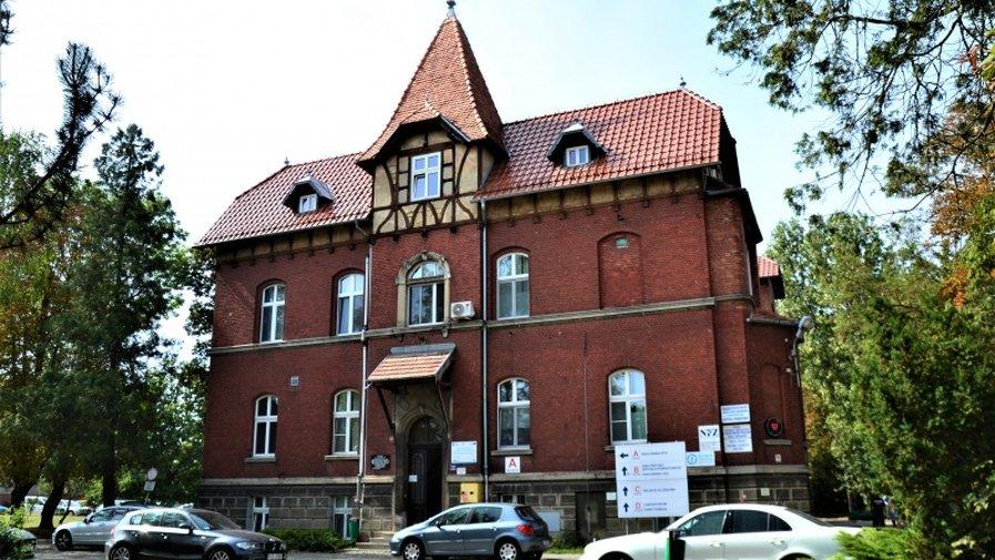 Historia Szpitala Miejskiego przy ul. Leśnej 4