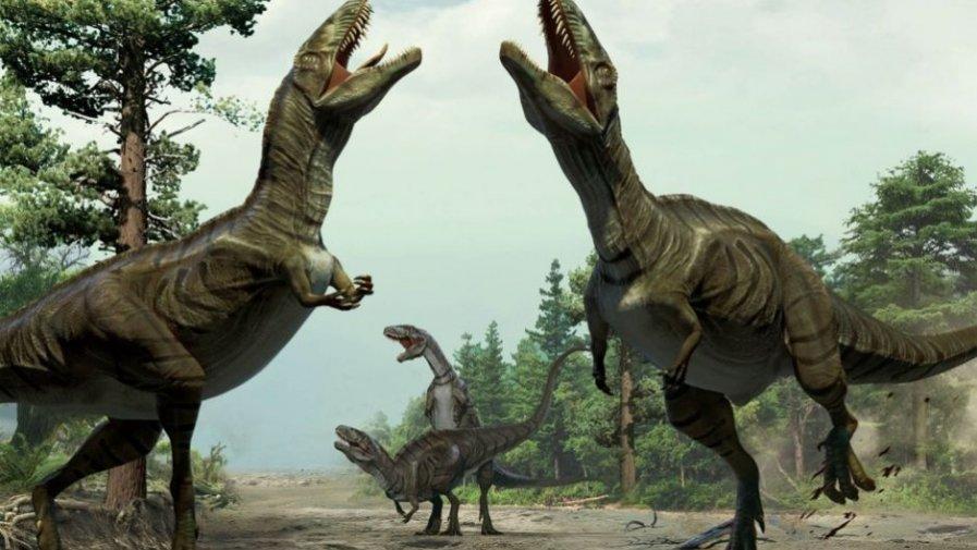 Świat Dinozaurów- oddział II