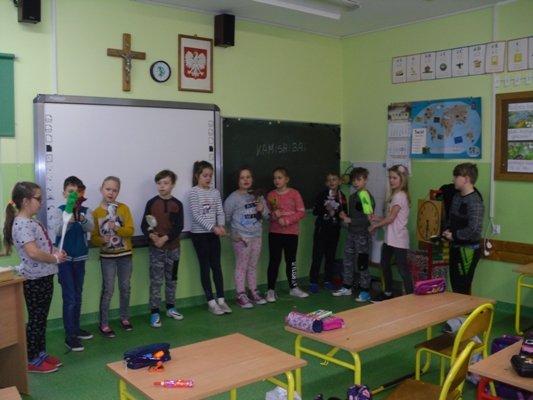 Filia Biblioteki w Kobiernie - Spotkanie teatralne