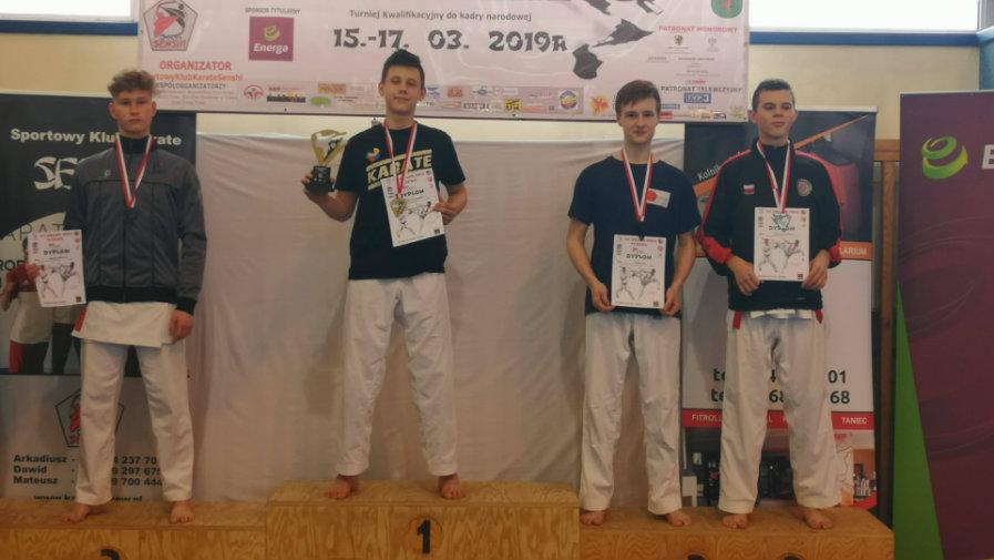 ASW NIPPON na VII ENERGA Karate Cup