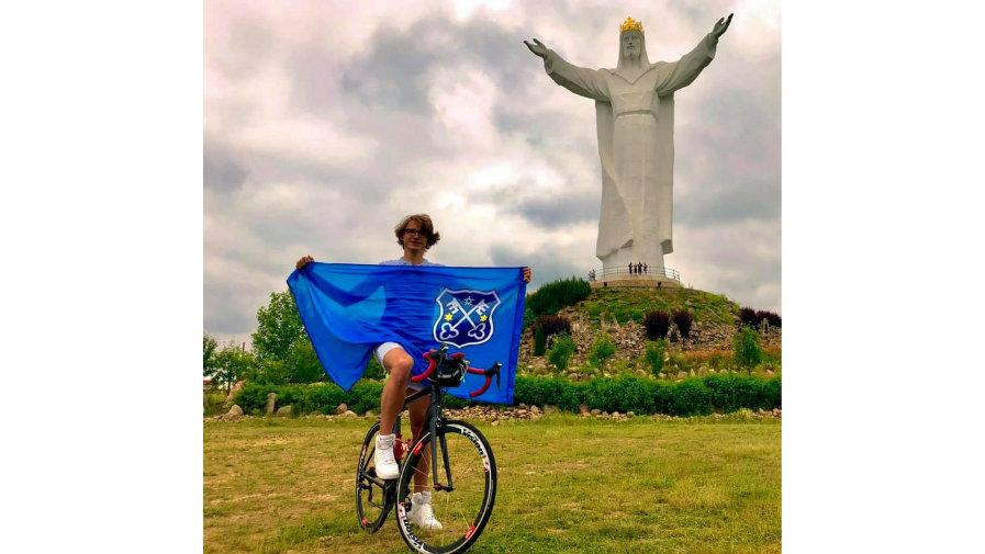Ultramaraton kolarski Piękny Zachód 2019