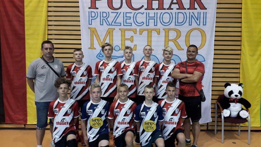 Turniej o Puchar KS Metro Warszawa