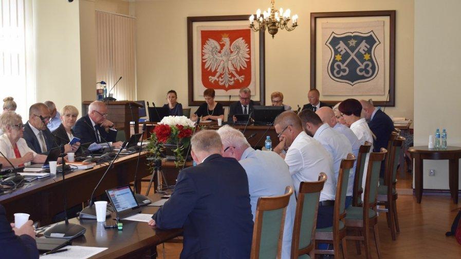 2019.06.27 - X sesja Rady Miejskiej