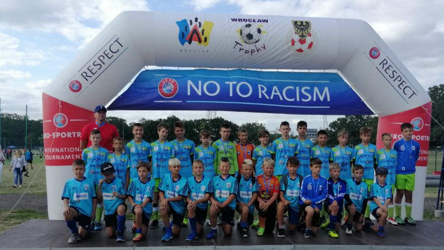 UKS Trójka i KKS Astra na Wrocław Tophy 2019