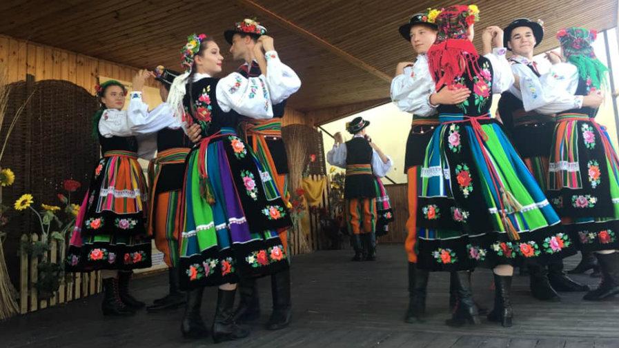 ZTL Krotoszanie wystąpił podczas XXII Międzynarodowych Spotkań Folklorystycznych