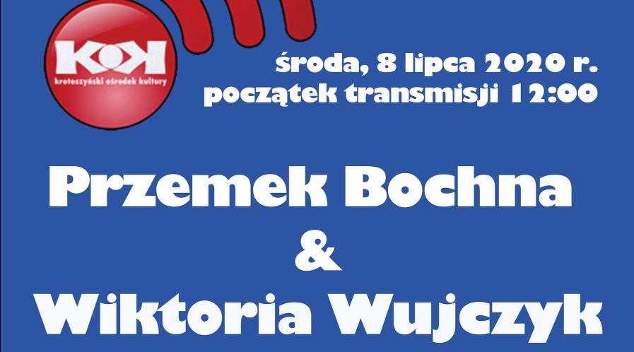 Mikro koncert na piątkę / P.Bochna i W.Wujczyk